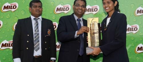 MILO 42nd Sri Lanka Schools All Island Age Group Aquatic Championship