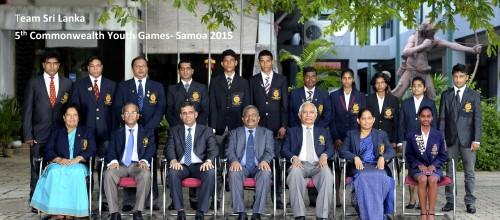 Sri Lanka Enter Medal Tally