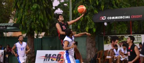 Mercantile Services Basketball Association Inter Company League Championship
