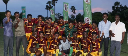 Hatrick Of Wins For Marians