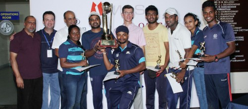 McLarens Holdings & Commercial Bank Win Championships