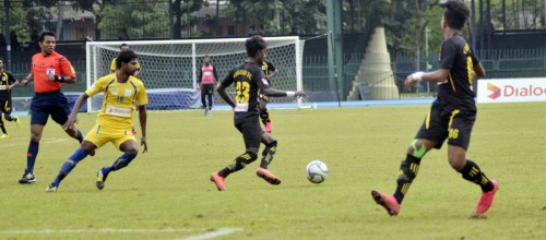 Colombo FC Suffer First Defeat