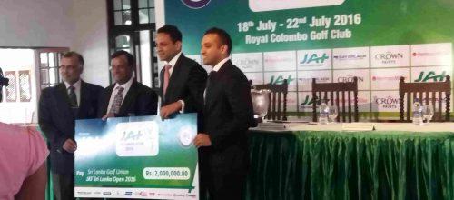 JAT  Sri Lanka Open  2016
