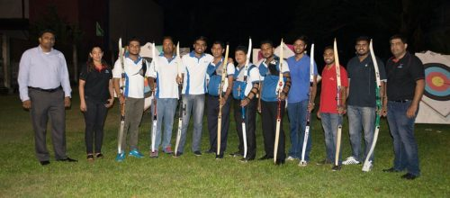 Aitken Spence Travels Win At Archery