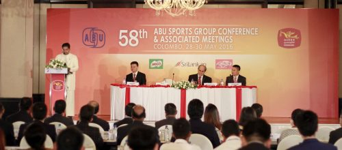 58th  Asia – Pacific  Broadcasting Union  Sports Group Conference