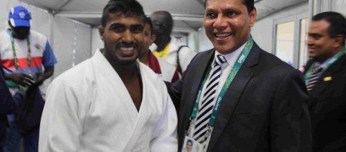Chamara Nuwan Inspiring Team Sri Lanka