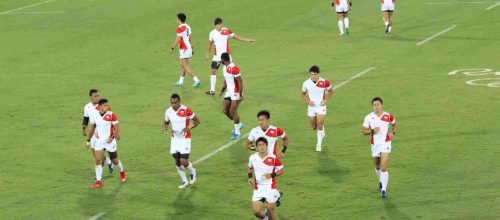 Japan Stun Opponents To Enter Medal Stage In Rugby