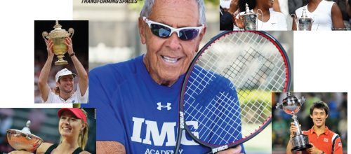 Nick Bollettieri – the Legendary Tennis Coach Visit Sri Lanka