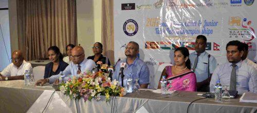 Junior Paddlers of South Asia Clash in Sri Lanka