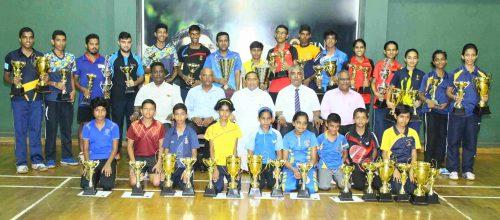 Muthumalee Priyadharshani  &  Rohan Sirisena  Are Top Performers