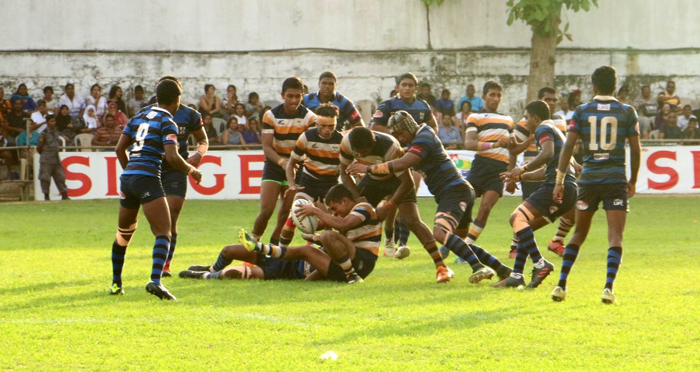 Sri Lanka Sports News Royal Win Singer Schools Division One Rugby League Championship 2017