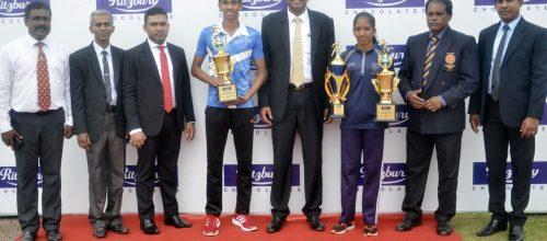 St. Joseph's, Maradana & A Rathnayake, Walala Win Top Honours