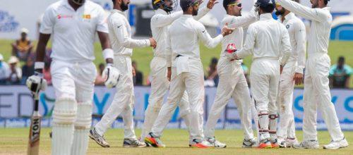 India Inflict Heavy Defeat On 09 Man Sri Lanka