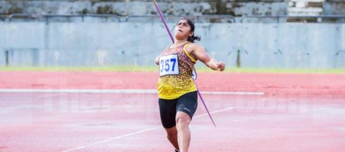 Nimali Lekamge Is First Sri Lankan Medal Winner