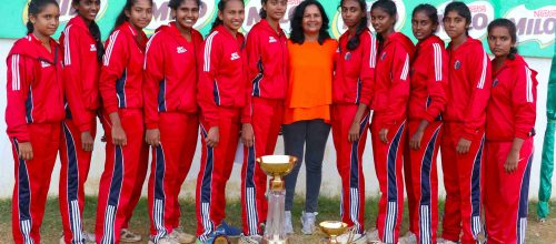 Holy Family Convent, Kurunegala Are Overall Champions For 10th Consecutive Year