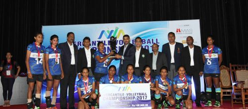 Domestic Volleyball Results