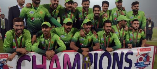 Pakistan beat Sri Lanka by 36 runs for a cleen sweep of the 03 match series