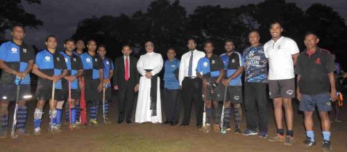 Mount Lavinia Old Boys Win