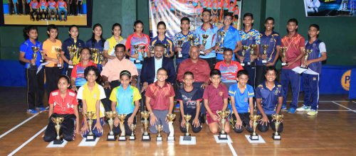 Thanushi Rodrigo & Dinesh Kavishka Win Two Crowns Each