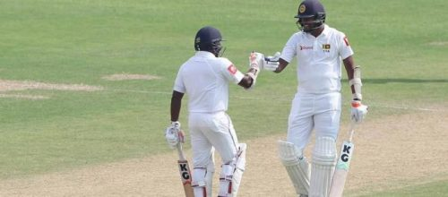 India Hit Back As Sri Lanka Fail With Lower Order Collapse