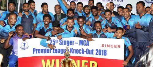 Tee Jay Lanka Are Knockout Champions