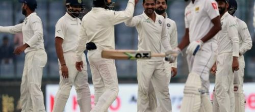 India Poised For Victory