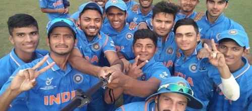 India Blue Are Champions