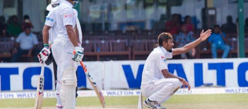 Sri Lanka Fight Back With Second New Ball