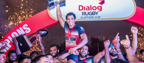 Kandy SC Win Yet Another Local Club Rugby Double