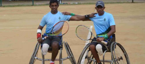 Double Gold For Sri Lanka