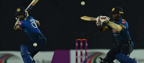Sri Lanka beat Bangladesh by 06 wickets to go 1 – 0 up in the 02 match series