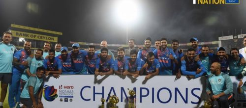 India Beat Bangladesh by 04 Wickets in the Last Ball Finish to Win the Championship