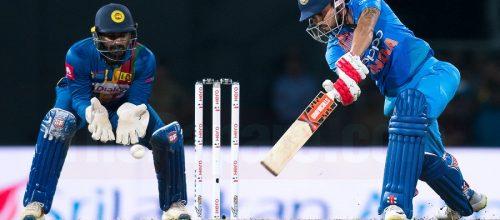 India beat Sri Lanka by 06 wickets