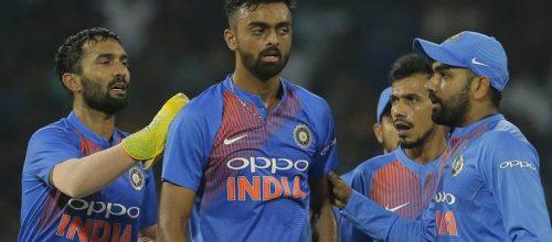 India beat Bangladesh by 06 wickets
