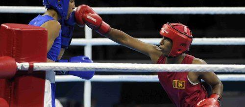 Tiwanka Assures Another Boxing Medal, Rumeshika Impressive In Athletics Heat