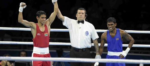 Record  Equaling  Medal  Haul  For  Sri  Lanka  At  Commonwealth Games